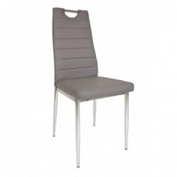 Krzesło szary DC2-001-B