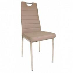 Krzesło cappuccino DC2-001-B