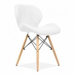 Krzesło biały PC-017