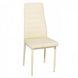 Stelaż krzesło beż F261-3