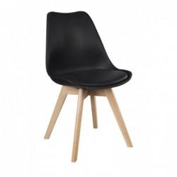 Krzesło czarny PC-010