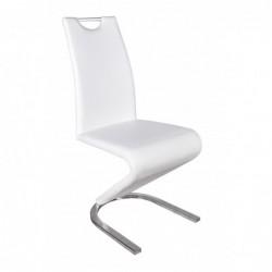Krzesło biały DC2-F2