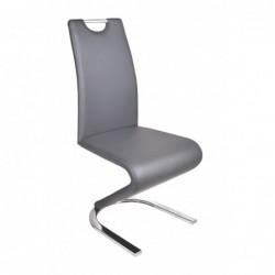 Krzesło szary DC2-F2