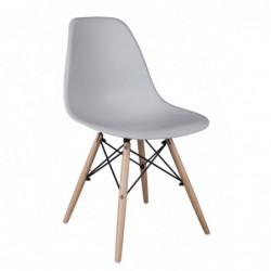 Krzesło szary PC-015