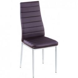 Krzesło brąz DC2-001