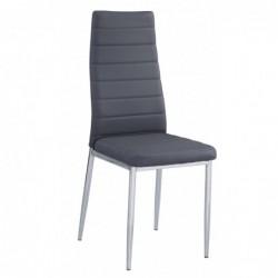 Krzesło szary DC2-001