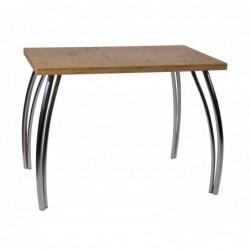 Stół dąb lancelot 68x120 S-06