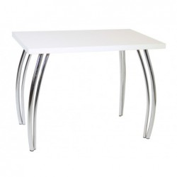 Stół biały mat 64x102 S-05