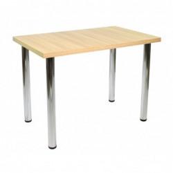 Stół dąb naturalny 68x120 S-03
