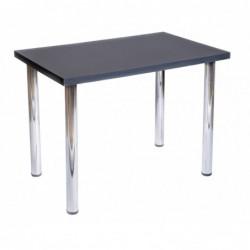 Stół antracyt 68x120 S-03