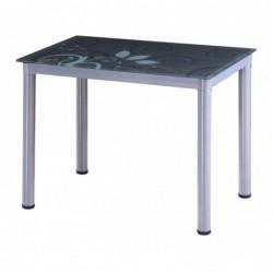 Stół szklany szary DT1-310