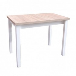 Stół Marco dąb sonoma/biały...