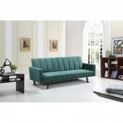 ARMANDO sofa ciemny zielony