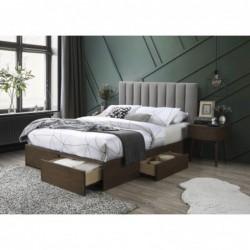 GORASHI 160 łóżko z...