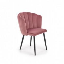 K386 krzesło różowy
