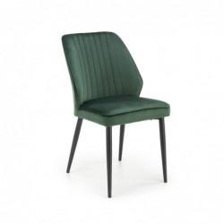 K432 krzesło ciemny zielony
