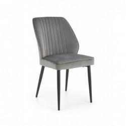 K432 krzesło popielaty