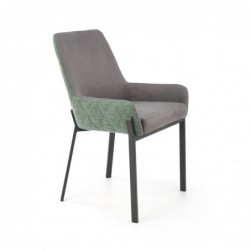 K439 krzesło przód - ciemny...