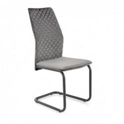 K444 krzesło popielaty