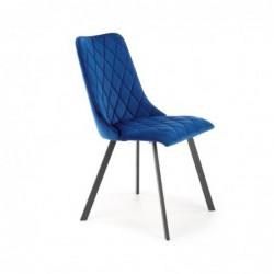 K450 krzesło granatowy
