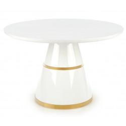 Stół VEGAS biały Halmar