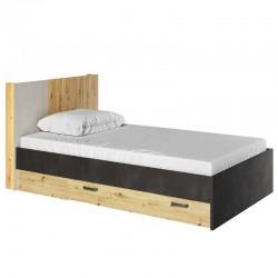 Łóżko Qubic QB-11 Lenart