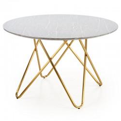 Stół BONELLO marmur/złoty...