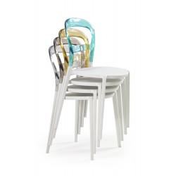K100 krzesło bezbarwny