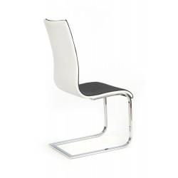 K105 krzesło grafitowy
