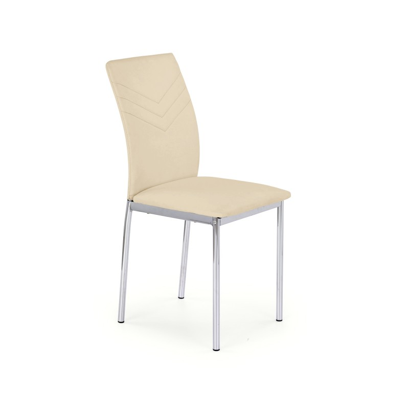 K137 krzesło beżowy