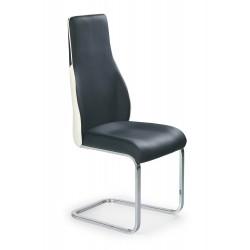 K141 krzesło czarno-biały