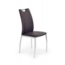 K187 krzesło brązowe