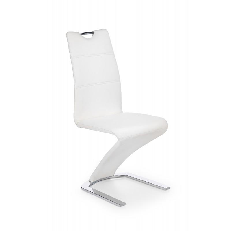 K188 krzesło białe