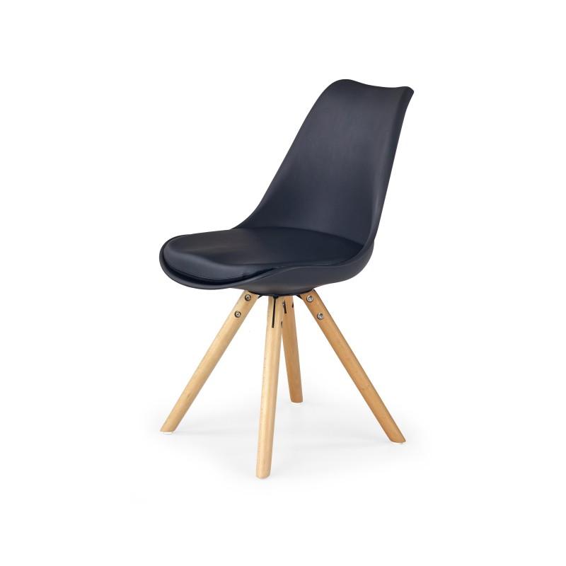 K201 krzesło czarne