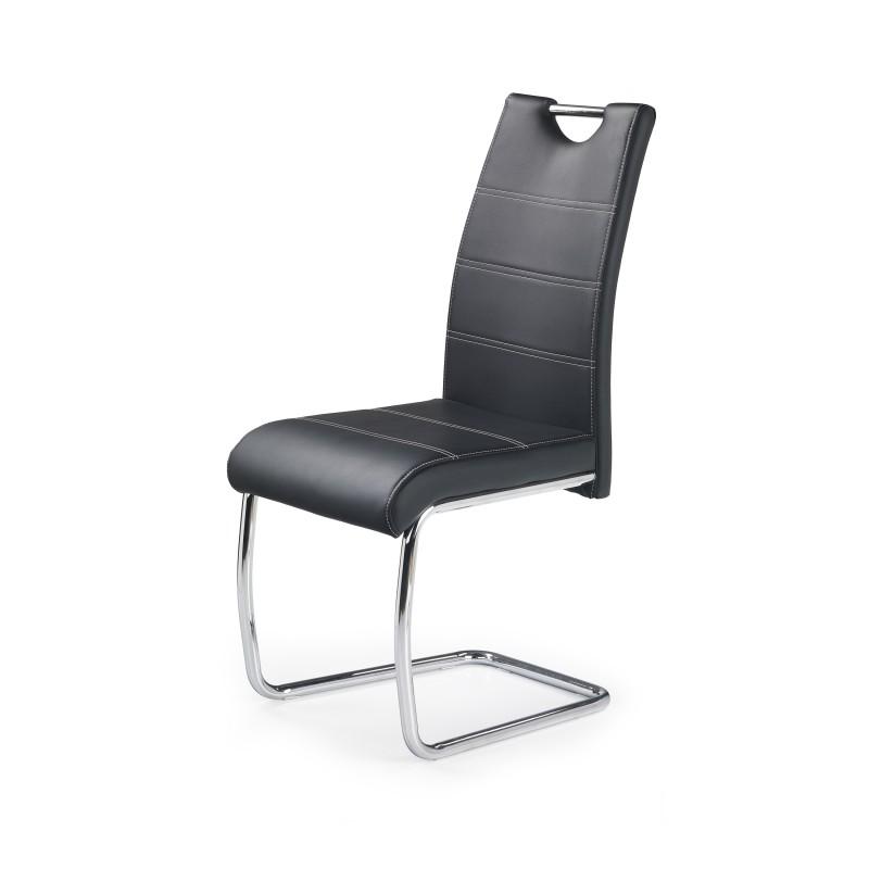 K211 krzesło czarny