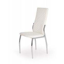 K238 krzesło biały
