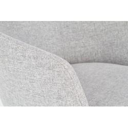 K266 krzesło jasny popiel