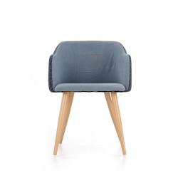 K288 krzesło granatowy / niebieski