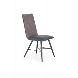 K289 krzesło jasny popiel / ciemny popiel