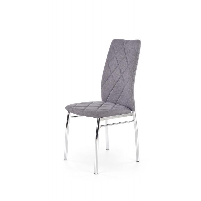 K309 krzesło jasny popiel