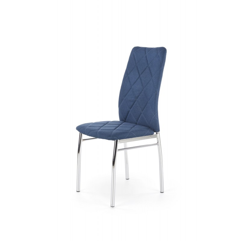 K309 krzesło niebieski