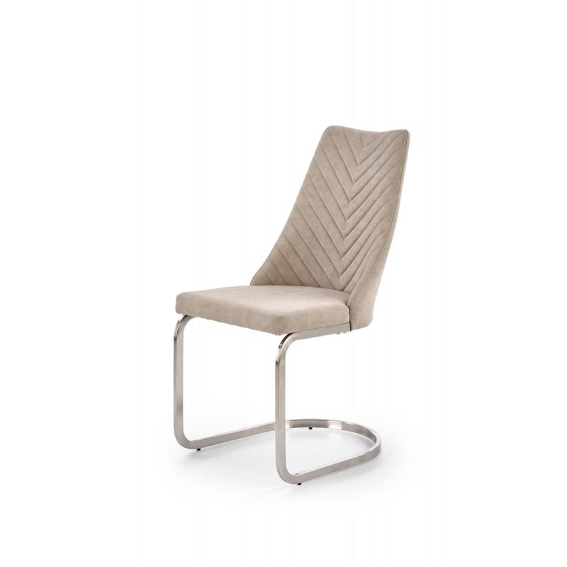 K322 krzesło beżowy