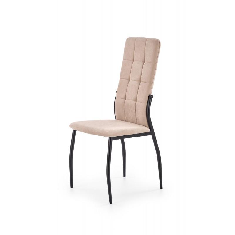 K334 krzesło beżowy