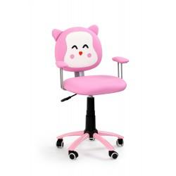 KITTY fotel młodzieżowy różowy