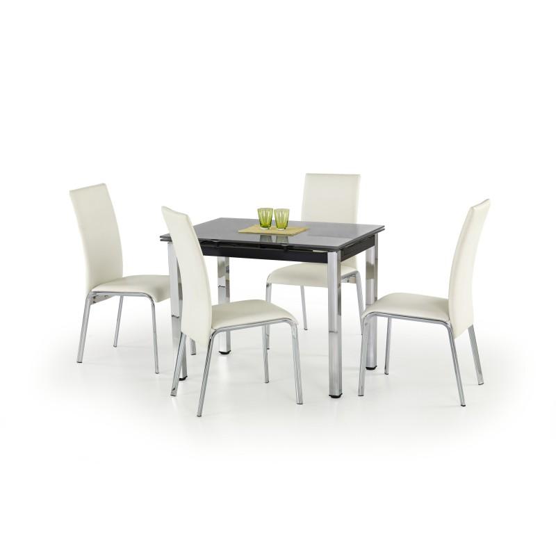 LOGAN stół czarny