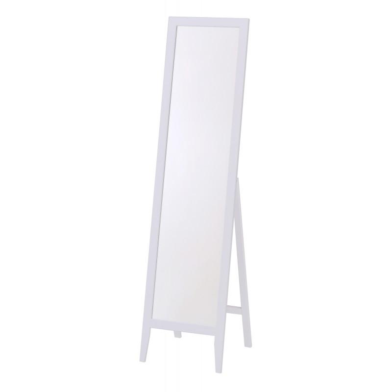LS1 lustro biały
