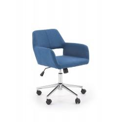 MOREL fotel pracowniczy niebieski