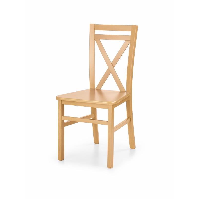 DARIUSZ 2 krzesło dąb miodowy
