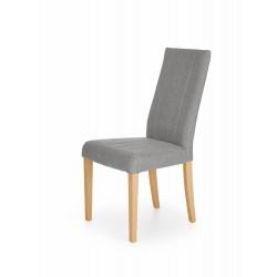 DIEGO krzesło dąb miodowy / tap. Inari 91