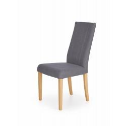 DIEGO krzesło dąb miodowy / tap. Inari 95